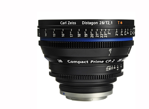 Объектив Carl Zeiss Compact Prime CP.2 21/T2.9 (1889-068)