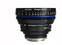 Объектив Carl Zeiss Compact Prime CP.2 21/T2.9 (1889-068), фото 1