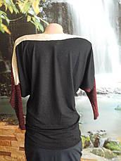 Шикарная кофта со стразами, фото 3