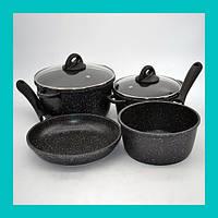 Набор посуды Benson BN-312 (6 предметов)!Опт