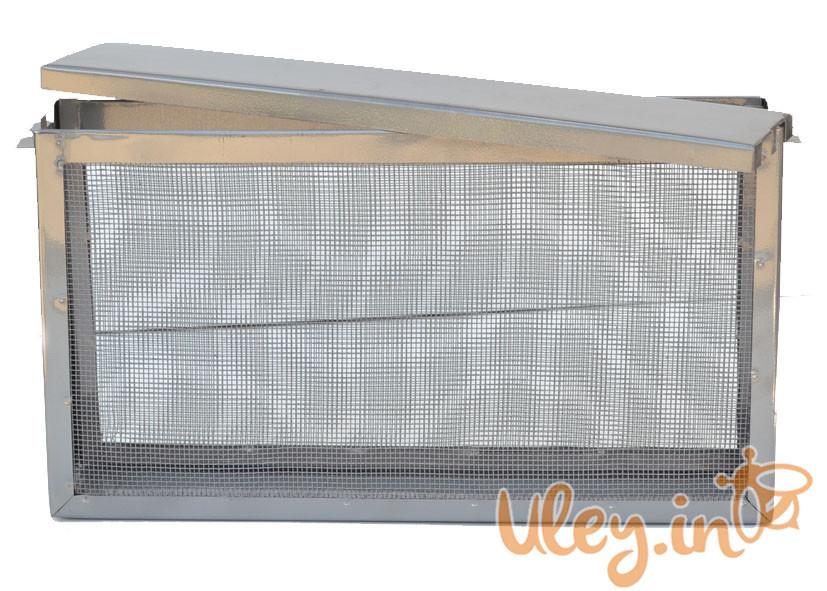 Ізолятор сітчастий оцинкований на вулик типу «Рута» на 2 рамки