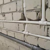 Прокладка полипропиленовых труб отопления