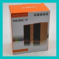 Колонки для компьютера Music-F D09T!Лучший подарок