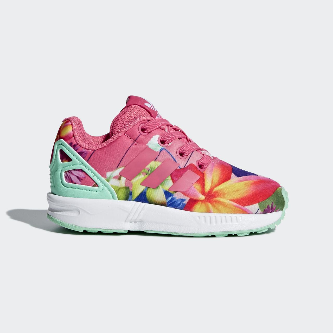 Купить Детские кроссовки Adidas Originals Zx Flux (Артикул  CM8123 ... bb8995a2aa9