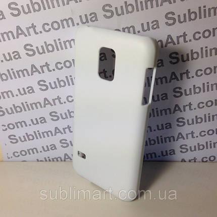 Чехол для 3D сублимационной печати на Samsung S5 mini глянцевый, фото 2