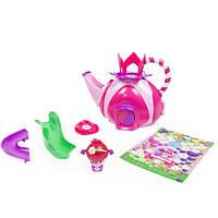 Popples Игровой набор Домик чайник Bubbles Teapot House Playset