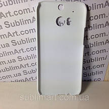 Чехол для 3D сублимации на HTC One M8 матовый, фото 2