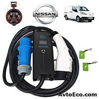 Зарядное устройство для электромобиля Nissan NV200 SE Van Zencar-J1772-32A, фото 1