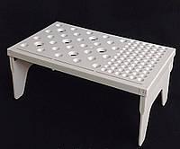 Столик для сушки цветов из мастики (код 03284)