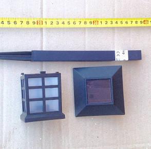 Газонный светильник на солнечной батарее домик CAB 121 Lemanso, фото 2