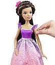 Кукла Барби Barbie большая 43 см  с длинными волосами брюнетка, фото 4