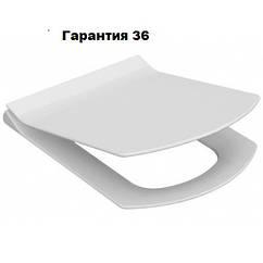 Сиденье для унитаза IDEVIT Vega Soft Close Slim (53-02-06-003) белый