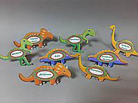 """Розсадочні картки """"Динозаври"""", фото 1"""