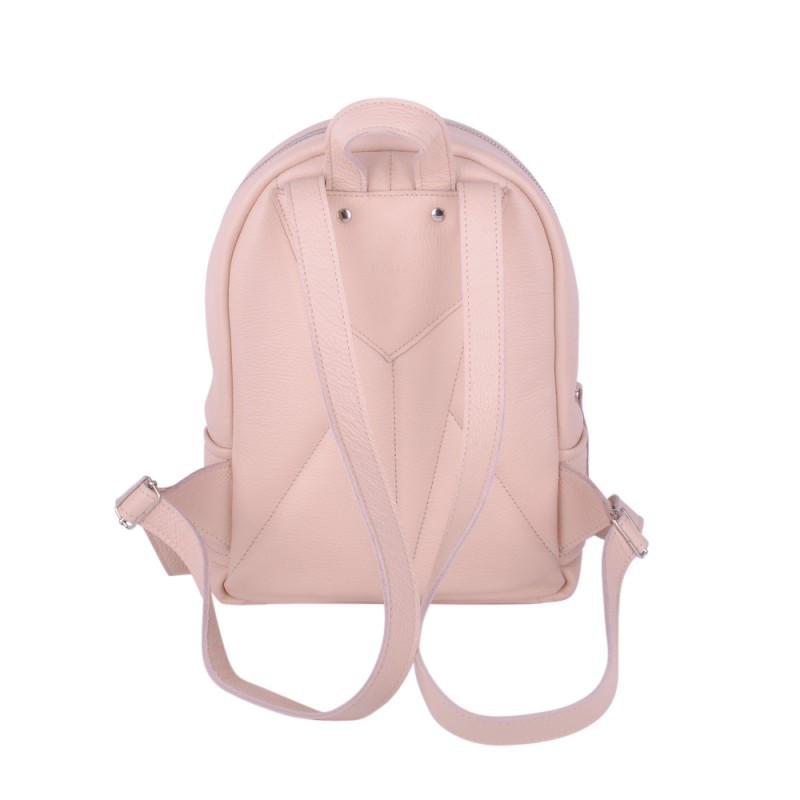 f249240fab1c Рюкзак Jizuz CA312310N кожаный Розовый, цена 1 875 грн., купить в Киеве —  Prom.ua (ID#677929428)