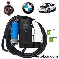 Зарядное устройство для электромобиля BMW i3 Zencar J1772 32A, фото 1