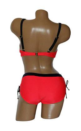 Оптом купальник женский с шортами № 1368, фото 2
