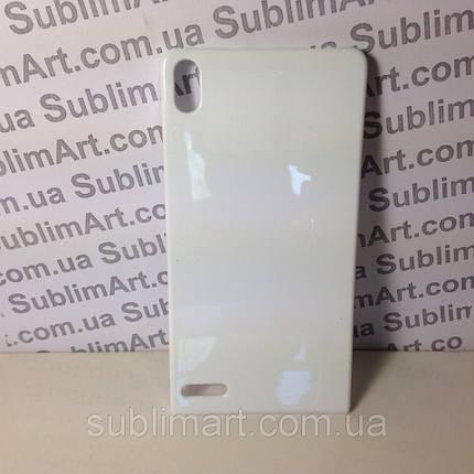 Чехол для 3D сублимации на Huawei P6 матовый, фото 2