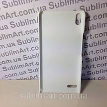Чехол для 3D сублимации на Huawei P6 матовый, фото 3