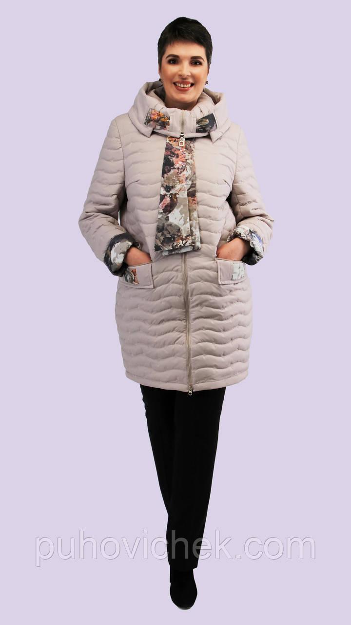 8367c8b4eca Стильная женская куртка весна осень от производителя - Интернет магазин  Линия одежды в Харькове