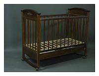 Кроватка Laska-M Наполеон VIP с ящиком