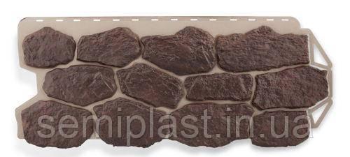 Фасадная панель Бутовый Камень Датский Альта-Профиль