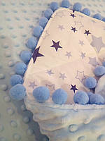 Конвертик на виписку конверт на выписку для новорожденных, фото 1
