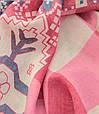 Женский шарф 180 на 90 dress А0018_красн, фото 3