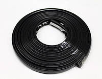 Кант лобового скла (білий/чорний) ВАЗ 2101-07, 2121-21214 (БРТ)