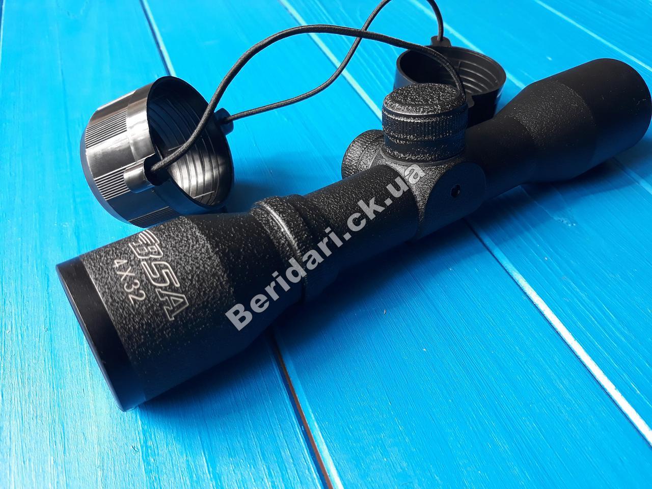 Ицел оптичний 4х32 BSA - Міні