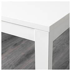 ВАНГСТА Раздвижной стол, белый, 120/180x75 см 80361564 ИКЕА, IKEA, VANGSTA, фото 2