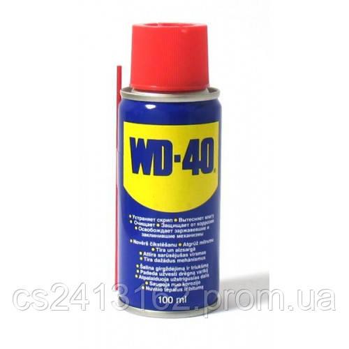Универсальная смазка WD-40.аэрозольная проникающая смазка WD-40 100 ml
