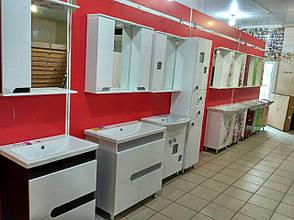 Зеркало для ванной комнаты Квадро 65-16  Левое ПИК, фото 2