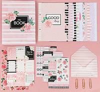 Набір для створення щоденника (планера) - MY BOOK - 18,3 х 24,7 х 3,6 см