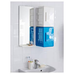 ЭНУДДЭН Стакан для зубных щеток, белый 00263812 ИКЕА, IKEA, ENUDDEN, фото 2