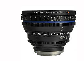 Объектив Carl Zeiss Compact Prime CP.2 28/T2.1 (1907-597)