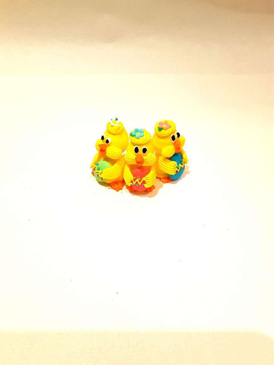 """Пасхальный набор """"Цыпленок с яйцом"""""""
