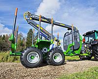 Лесовозный прицеп  FARMA Generation 2  T 14 4WD G2