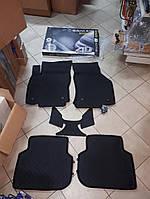 Килимки в салон 4D гумові Skoda Octavia III A7 2013+ , Якість!, фото 1