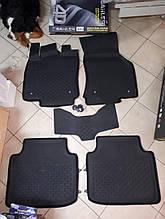 Коврики в салон 4D резиновые Skoda Superb III B8 2015+ ,  Качество!