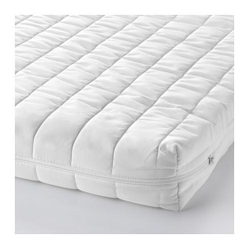 ВИССА СНОСА Матрас для раздвижной кровати, белый, 80x200 см 10213256 ИКЕА, IKEA, VYSSA SNOSA