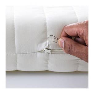 ВИССА СНОСА Матрас для раздвижной кровати, белый, 80x200 см 10213256 ИКЕА, IKEA, VYSSA SNOSA, фото 2