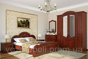 Спальня Каролина вишня