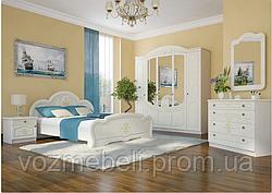 Кровать Каролина золотое дерево