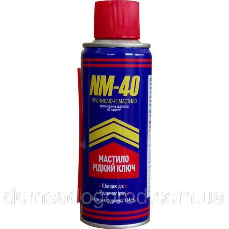 Проникающая смазка NM-40 жидкий ключ 200 мл