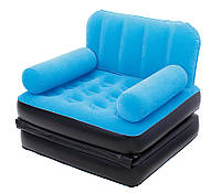Надувное раскладное кресло bestway 67277 191 хШ97 х В64 см.