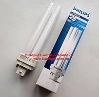 Лампа PHILIPS Master PL-C 18W/840/4P G24q-2 (Польша)