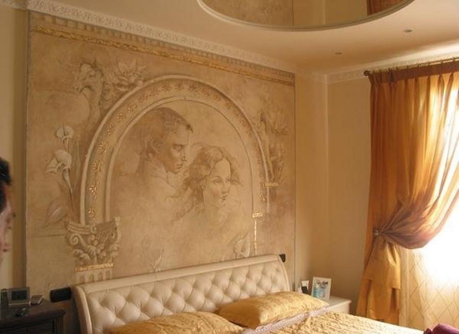 Декорирование стен внутри и снаружи Дома в Харькове Дизайн  Интерьеров в Харькове Строительство .
