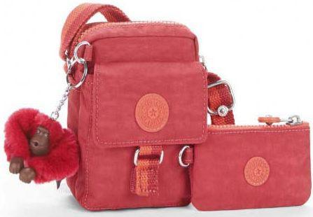 Cумочка-клатч Kipling TEDDY IAKA S DUO/Punch Pink C K22059_T13