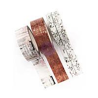 Набір паперових скотчів - Amelia Rose - Prima Marketing - 1.5см х 9м