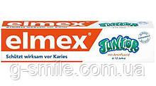 Зубная паста против кариеса для детей Elmex Junior Для детей от 6 до 12 лет